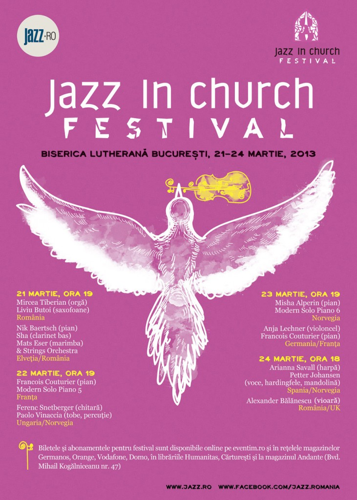 jazz in church