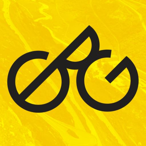 Bicicleta galbenă
